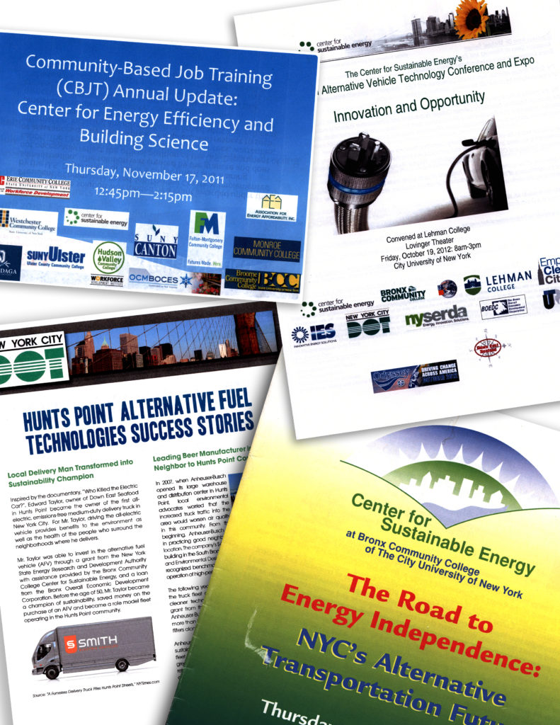 Center for Sustainable Energy collection image